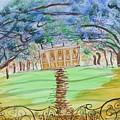 House On The Hill by Geraldine Liquidano
