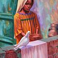 House Pigeon by Ahmed Bayomi