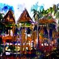 House by Wanvisa Klawklean