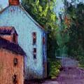 Houses In  Ireland by Joyce A Guariglia