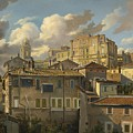 Houses In Rome by Celestial Images