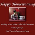 Housewarming  by Mary Ellen Frazee
