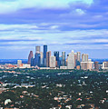 Houston 1980s by Library Of Congress