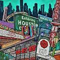 Houston City Limits by Patti Schermerhorn