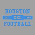 Houston Oilers Retro Shirt by Joe Hamilton