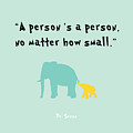 How Small by Nancy Ingersoll