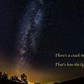 How The Light Gets In 2 by Steve Harrington