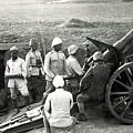 Howitzer Gun Turke World War by MotionAge Designs