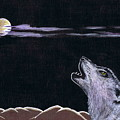 Howling At The Moon by Jay Kinney