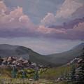 Hualapai Mountains by John Wise