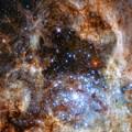 Hubble Finds Massive Stars by Nasa - Esa