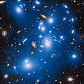 Hubble Sees Ghost Light From Dead Galaxies by Nasa