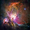 Hubble's Sharpest View Of The Orion Nebula by Adam Romanowicz