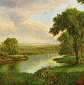 Hudson River by William Mason Brown