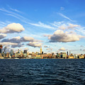 Hudson Waterfront by Vartika Singh