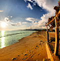 Huequito Beach by Galeria Trompiz