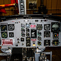 Huey Instrument Panel by Tommy Anderson