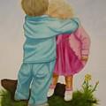 Hugs Are Magic by Joni McPherson