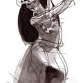 Hula Dancer Alika by Judith Kunzle