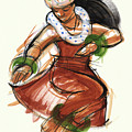 Hula Kona by Judith Kunzle