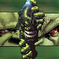 Hulk by Bert Mailer
