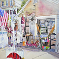 Hull Of A Shoppe by P Anthony Visco