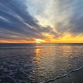 Hull Sunrise In March  by Jennifer Talbot