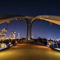 Humber Bay Arch Bridge by Tracy Munson