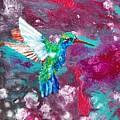 Humming Bird by Stormy Miller