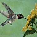 Hummingbird by Betty-Anne McDonald