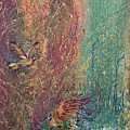 Hummingbird Dream by Gabriela Montemayor
