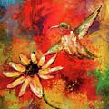 Hummingbird Energy by Jai Johnson
