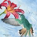 Hummingbird by Melly Terpening