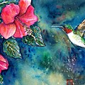 Hummingbird by Norma Boeckler