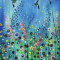 Hummingbirds by Noel Cole