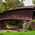 Humpback Bridge by Karen Wiles