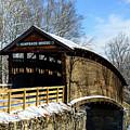 Humpback Bridge by Michael Scott