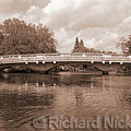 Humpback Bridge by Richard Nickson