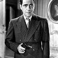 Humphrey Bogart As As Gangster Gloves Donahue All Through The Night 1941 by David Lee Guss