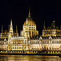 Hungarian Parliament by Heather Applegate