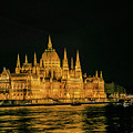 Hungarian Parliament  by Lisa Lemmons-Powers