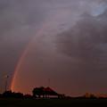 Hungary Rainbow by Adam Szewczak