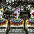 Hungry Clowns by Wayne Sherriff