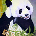 Hungry Panda by Nancy Jolley