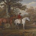 Hunter And Huntsman by George Gerrard