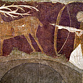 Hunting, 12th Century by Granger