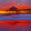 Huntington Beach by Caito Junqueira