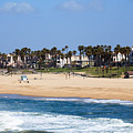 Huntington Beach California by Paul Velgos
