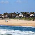 Huntington Beach California by Paul Velgos