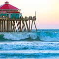 Huntington Pier by Anthony Baatz
